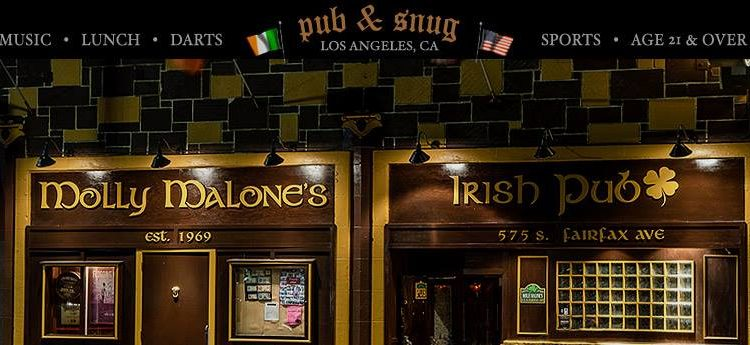 Molly Malone's Los Angeles