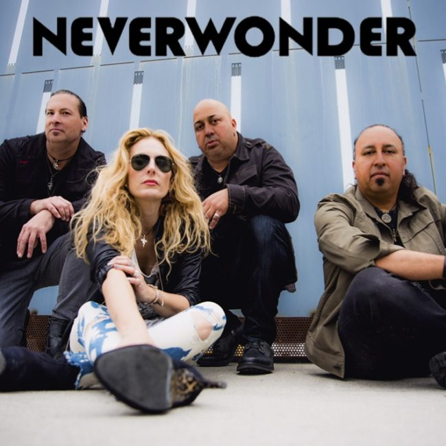 Neverwonder (2018) EP Cover