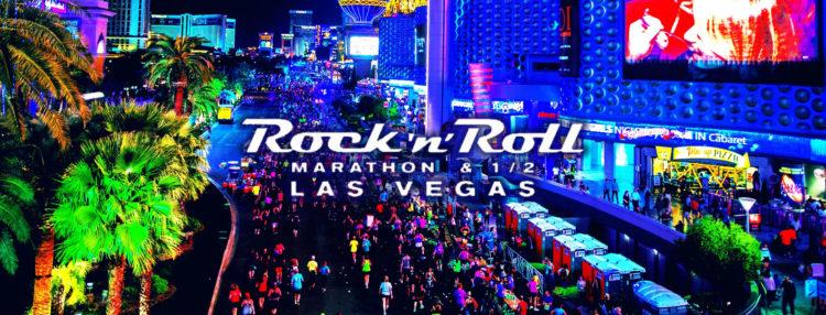 Rock 'n' Roll Marathon Las Vegas 2017