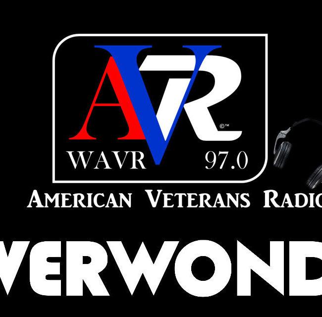 Neverwonder on American Veterans Radio WAVR 97.0