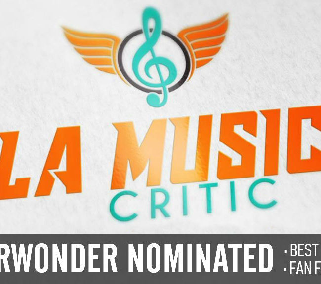 LA Music Critic Awards Nominates NEVERWONDER for 2018 - 07 DEC 2018