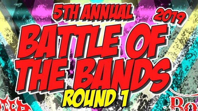 Battle of the Bands - Round 1 - NEVERWONDER - 27 APR 2019