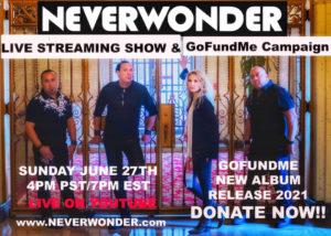 Neverwonder Livestream Show - 27 JUNE 2021